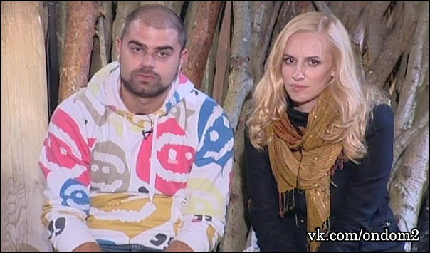 Ольга с ильёй гажиенко уходят с
